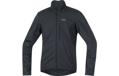 Gore C3 Windstopper Soft Shell Jacke Black