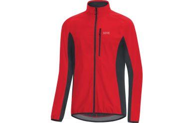 Gore C3 Windstopper Classic Jacke Red Black