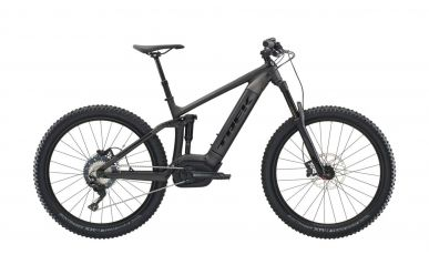 Trek Powerfly FS 7 Plus eMTB Matte Dnister Black