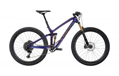 Trek Fuel EX 9.9 29 Gloss Purple Phaze Matte Trek Black  Testbike Top Zustand
