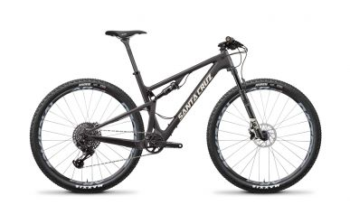 Santa Cruz Blur 3 C S-Kit Sram GX Eagle Black