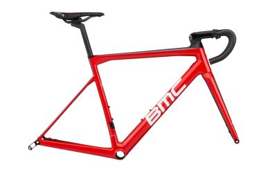 BMC Teammachine SLR01 Disc Module Frameset Team Red