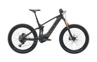 Trek Powerfly LT 9.9 Plus Matte Onyx Gloss Black