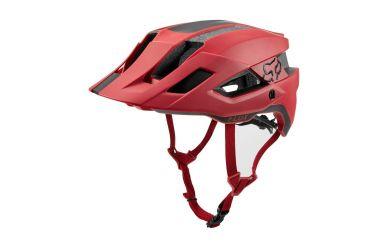 FoxHead Flux Mips MTB Helm Rush Cardinal