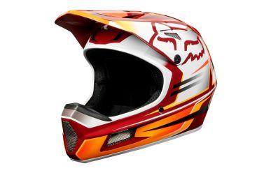 FoxHead Rampage Comp Helm Reno Cardinal