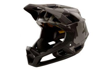 FoxHead Proframe Helm Black Camo