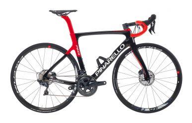 Pinarello Prince Disk, Shimano Ultegra Di2, Fulcrum Racing 4 Carbon Laufräder 718 Carbon Red