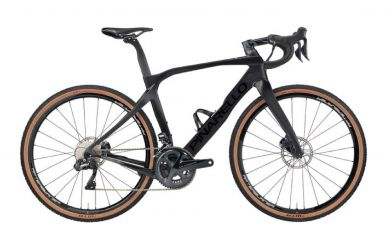 Pinarello Grevil Ultegra Disc, Fulcrum Racing 650B Laufräder, 505 Carbon Matt