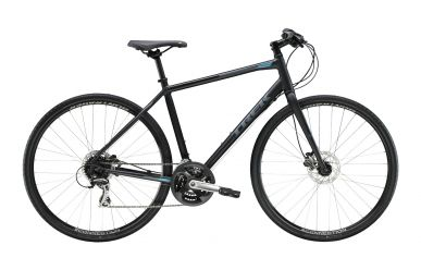 Trek FX 2 Disc Matte Trek Black