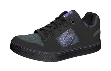 FiveTen Freerider Womens Black Core Black Purple