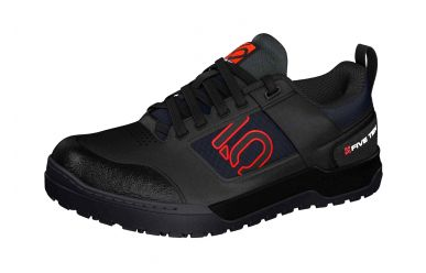 FiveTen Impact Pro Mens Core Black Carbon Red