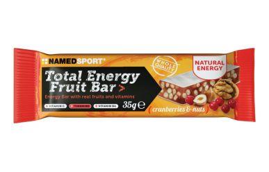 Named Total Energybar 35g