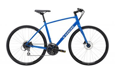 Trek FX 2 Disc Alpine Blue