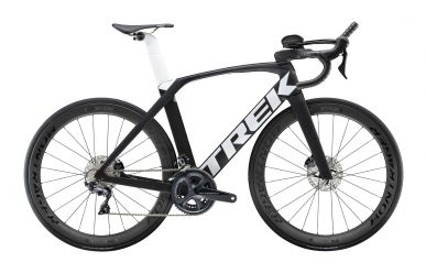 Trek Madone SLR 6 Disc Speed Matte Trek Black Trek White