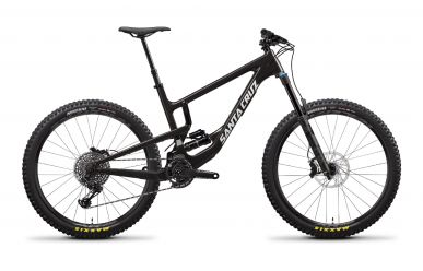 Santa Cruz Nomad 4 C S-Kit Carbon