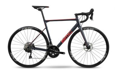 BMC Teammachine ALR DISC TWO Shimano 105, Steel Blue