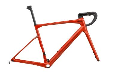 BMC Roadmachine 01 MOD Frameset , Red Amber