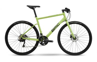 BMC Alpenchallenge 02 TWO Shimano GRX 400, Formica Green
