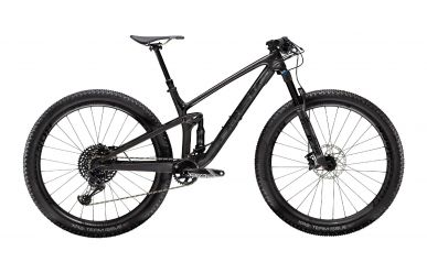 Trek Fuel EX 9.8 Sram GX Eagle Matte Carbon Gloss Trek Black