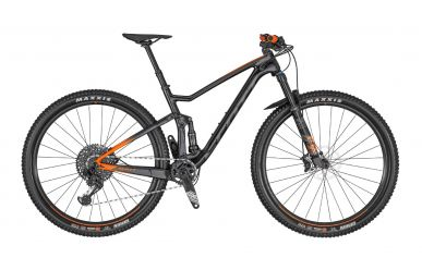 Scott Spark 920 carbon dark grey orange