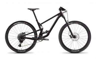 Santa Cruz Tallboy 4 C S-Kit Sram GX Eagle Stormbringer Purple