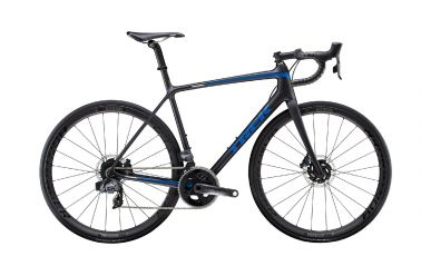 Trek Emonda SL 7 Disc Sram Force eTap AXS Matte Black Gloss Blue