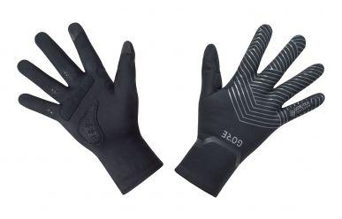 Gore C5 GTX Thermo Handschuhe Schwarz