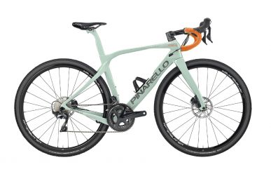 Pinarello Grevil Sram Force Disc, Fulcrum Racing 700DB Laufräder, 506 Petrol