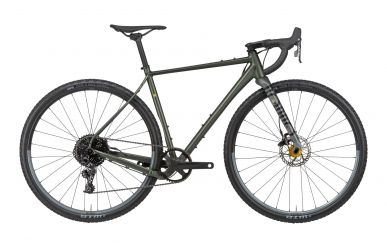 Rondo Ruut AL 1 Gravel Plus Sram Apex 1x11 Green Gray