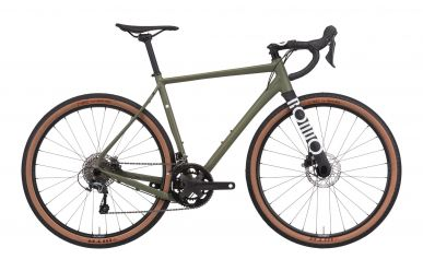 Rondo Mutt AL Audax Gravel Bike Shimano Tiagra Military Green Black