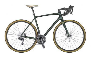 Scott Addict 10 disc green kelp green champagne