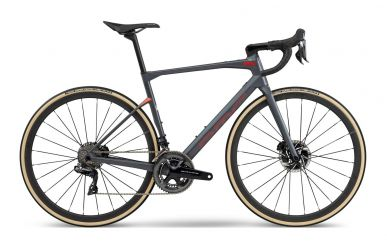 BMC Roadmachine 01 TWO Shimano Dura Ace Di2, Race Grey