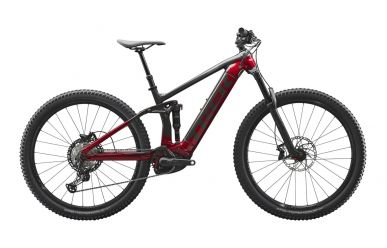 Trek Rail 7 Shimano XT/SLX Dnister Black Rage Red