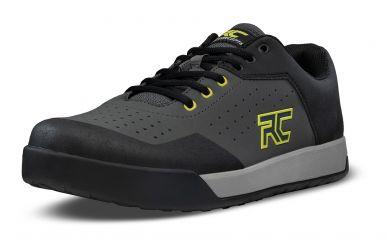 Ride Concepts Hellion Men MTB Schuh Flat Pedal, Charcoal Lime