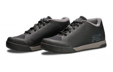 Ride Concepts Powerline Men MTB Schuh Flat Pedal, Black Charcoal