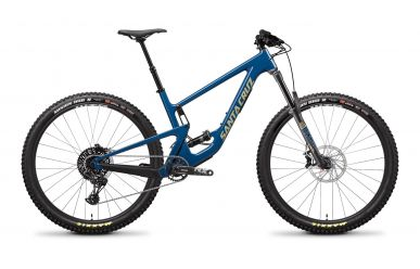 Santa Cruz Hightower 2 AL R Kit Sram NX Eagle Highland Blue