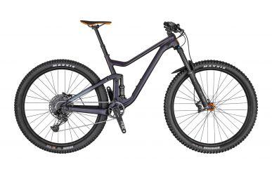 Scott Genius 950 dark bronze black orange