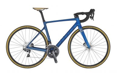 Scott Addict RC 30 blue blue fading chandon beige