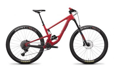 Santa Cruz Juliana Maverick C S-Kit Sram GX Eagle Hot Tomatoe