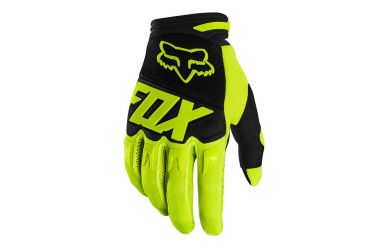 Fox Racing DIRTPAW Handschuh RACE Men Fluorescent Yellow