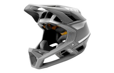 Fox Racing PROFRAME QUO Full Face Helm Pewter