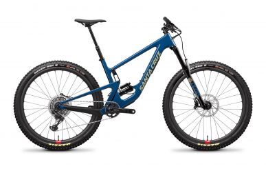 Santa Cruz Hightower 2 CC Sram X01 Highland Blue