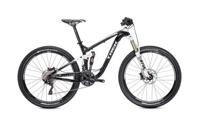 Trek Remedy 8 XT Black White 19.5""
