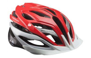 Bontrager Specter XR Helm L rot/weiß/Schwarz
