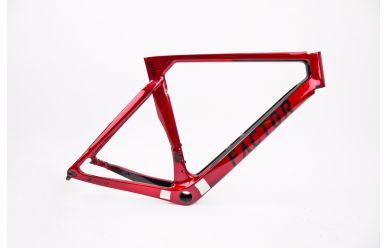 Factor One Disc Frame Set Crimson