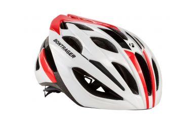 Bontrager Starvos Road Bike Helmet Viper Red White S 51-57cm