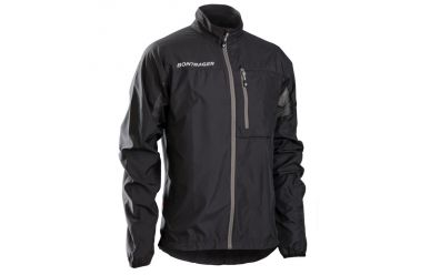 Bontrager Rhythm Windshell Jacket Black L