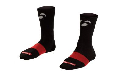"Bontrager Race 5"" Wool Sock Black 36-39 S"