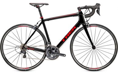 Trek Emonda S 6 Black/Viper Red