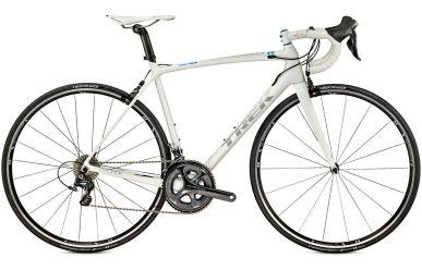 Trek Emonda SLR 6 H2 Crystal White/Argent Silver/Cyan 58cm